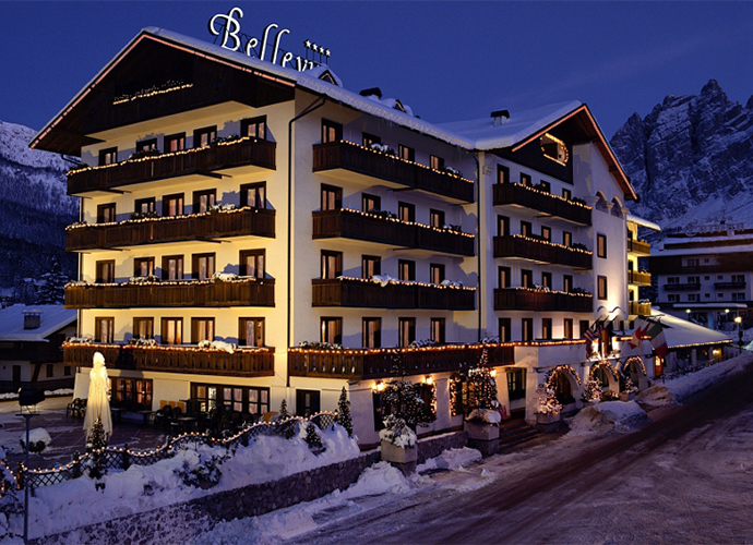 Bellevue Cortina