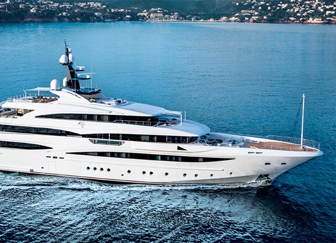 Ability CRN Yacht