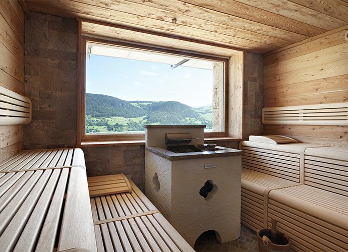 Classic Sauna Stube