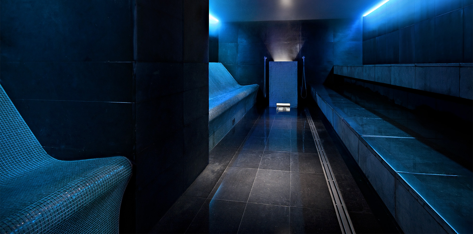 bagno di vapore ASSP 5