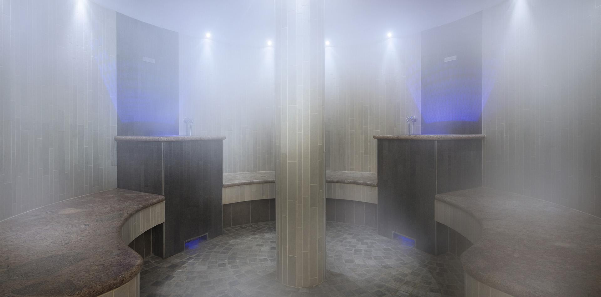 bagno di vapore ASSP 8