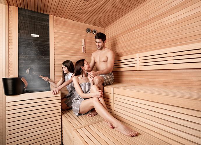 Classic Sauna Eclipse