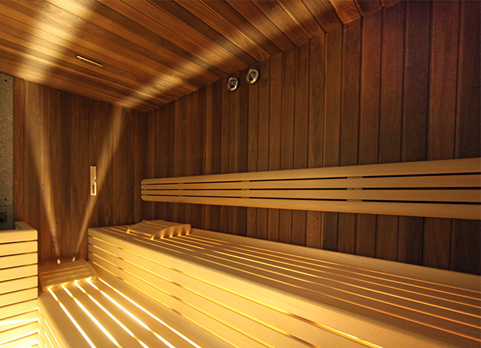 Classic Sauna Executive