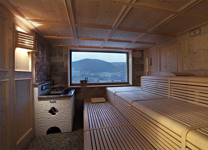 Classic Sauna Tyroler