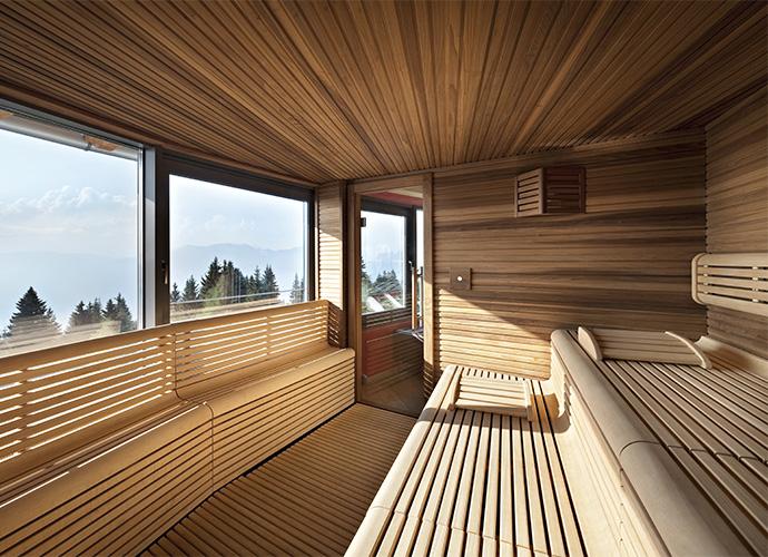 Classic Sauna Elegance