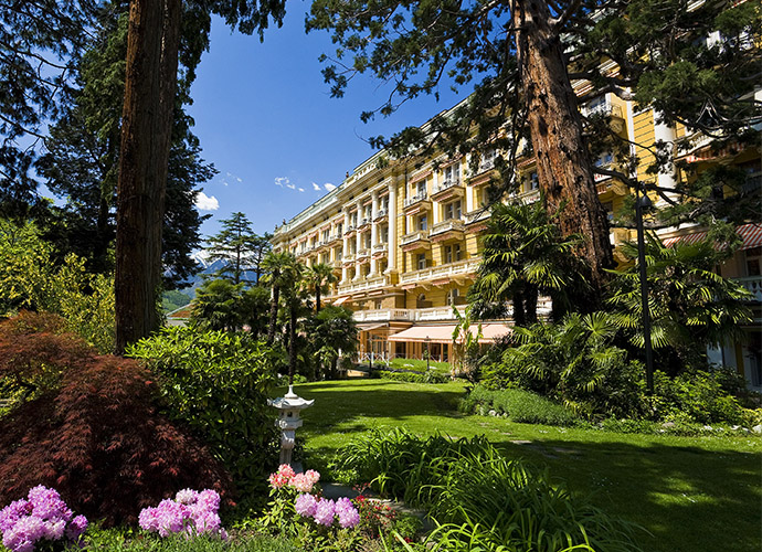 Palace Merano Espace Henri Chenot