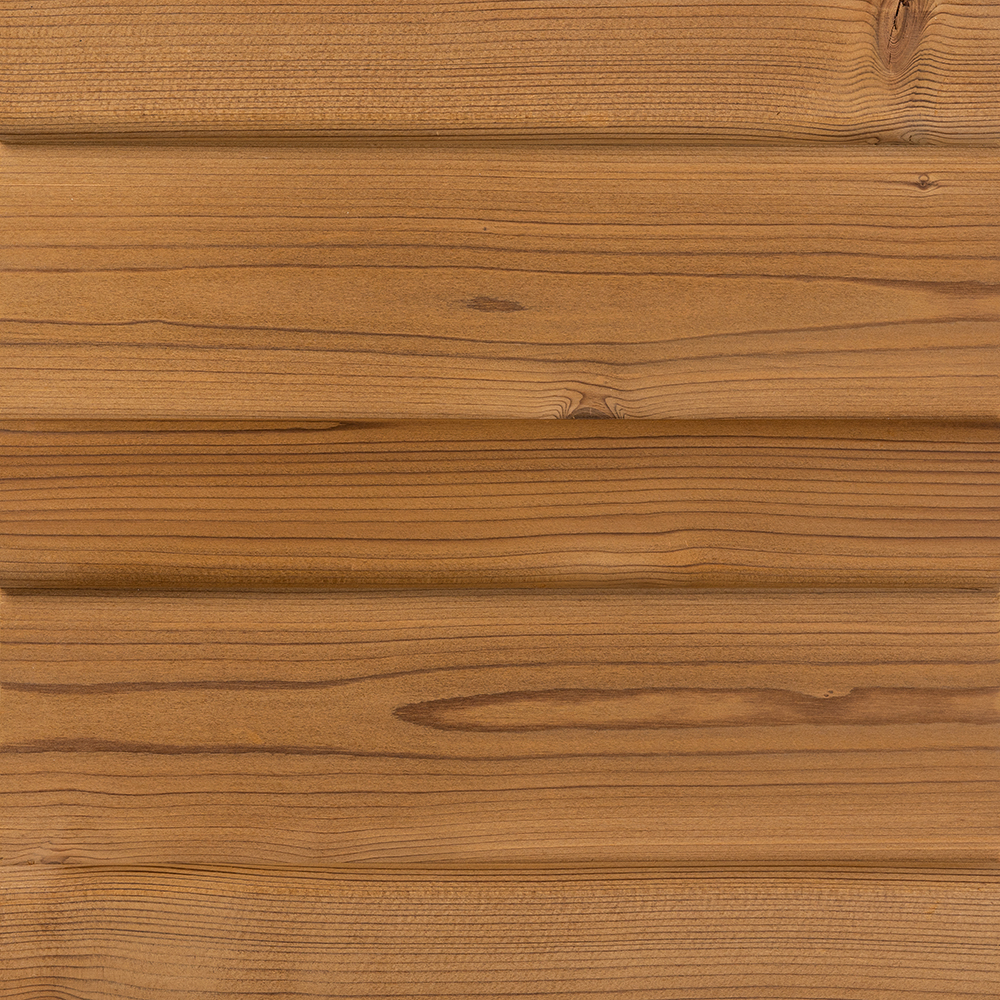 Outdoor -thermowood fir