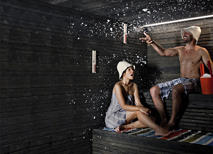 Sauna experience: are you living it accurately?