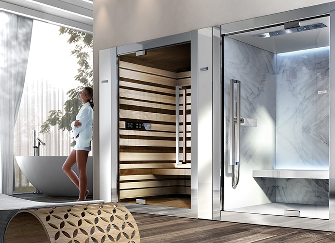 WELLNESS TRENDS: PERSONAL SPA
